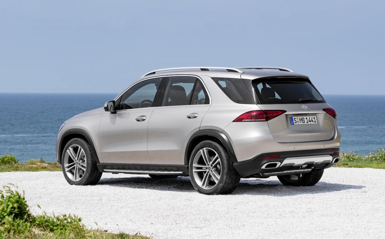 Mercedes 2019 Gle >> 2019 Mercedes-Benz GLE officially revealed | PerformanceDrive