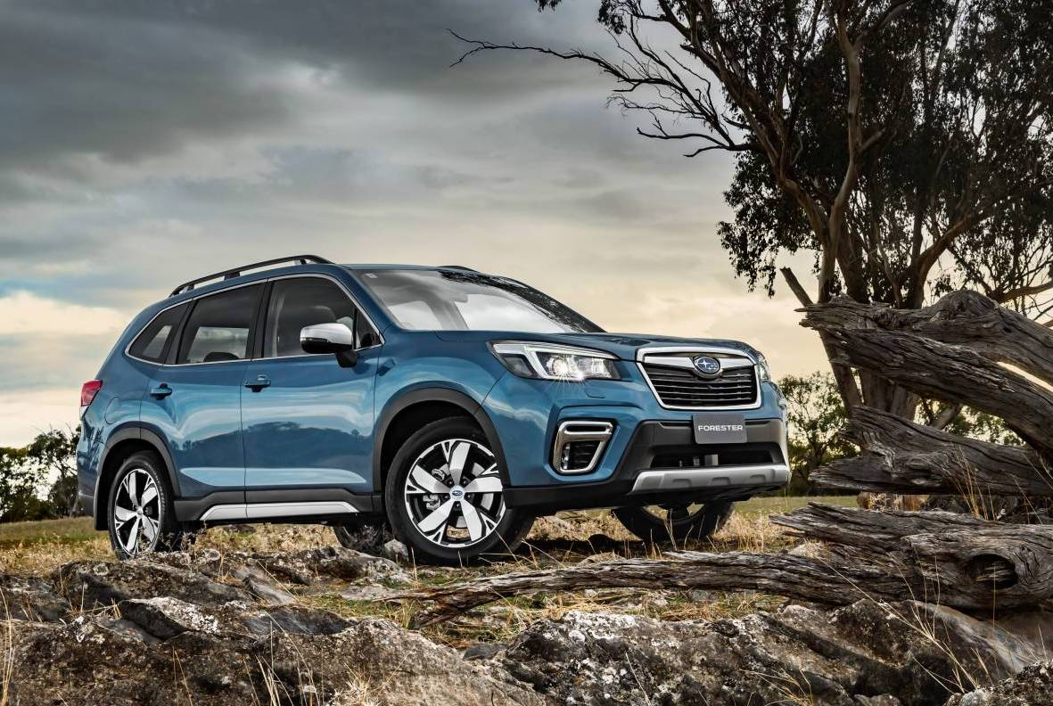 2019 Subaru Forester Now On Sale In Australia From 33 490