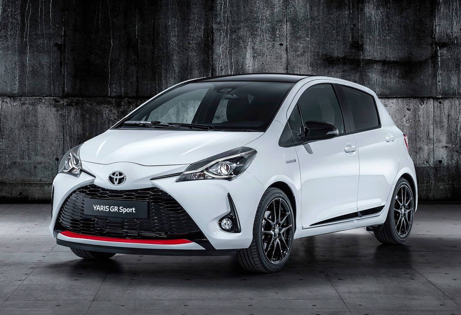 toyota yaris grmn sport announced inspired by gazoo racing version performancedrive. Black Bedroom Furniture Sets. Home Design Ideas