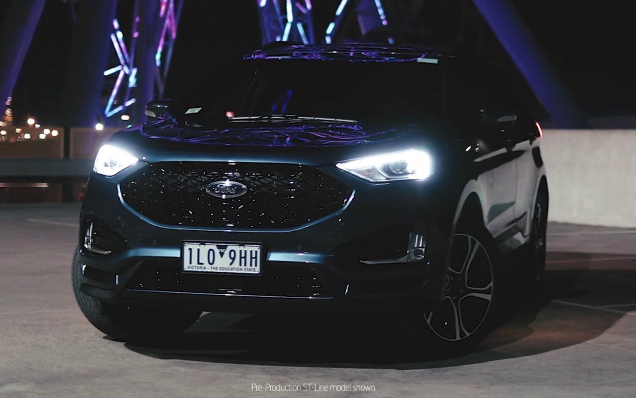 Audi Suv Models >> Sporty Ford Endura ST-Line confirmed for Australia (video ...