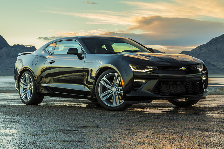 Hsv Chevrolet Camaro On Sale In Australia From 85 990