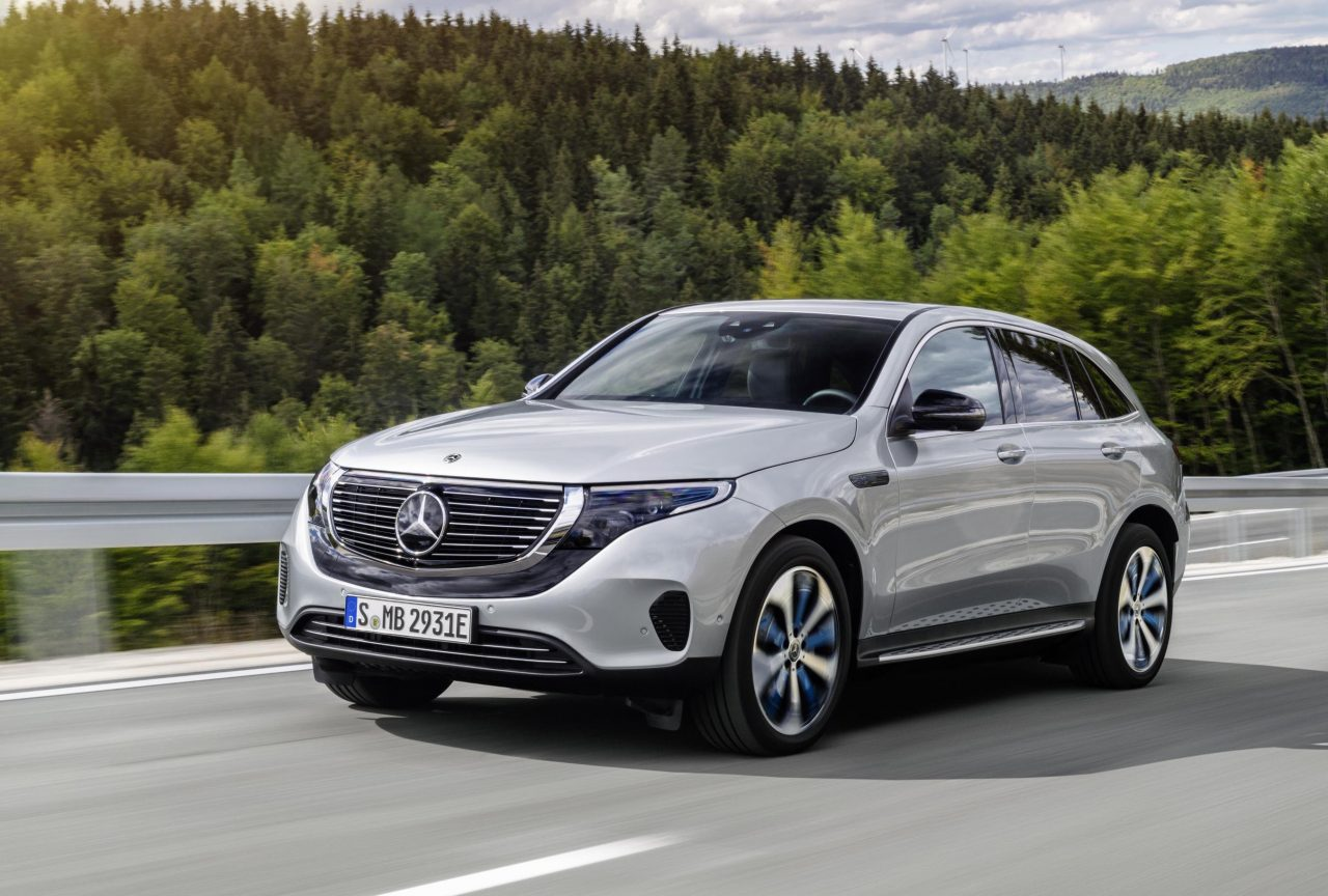 Gle Coupe Facelift 2018 >> Mercedes-Benz EQC unveiled, new electric mid-size SUV | PerformanceDrive